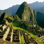Imagen del Machu Picchu - Perú