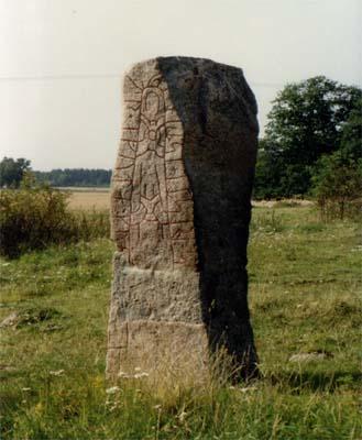 Runa vikinga de Suecia