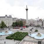 Imagen de Trafalgar Square y la columna de Nelson