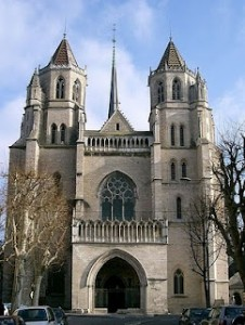 Catedral de San benigno de Dijón