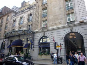 The Ritz Hote London