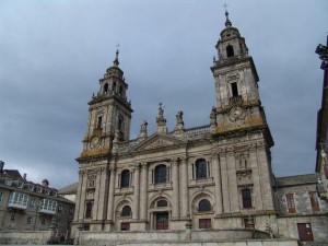 Imagen de la Catedral de Lugo