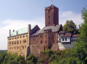 El Castillo de Wartburg
