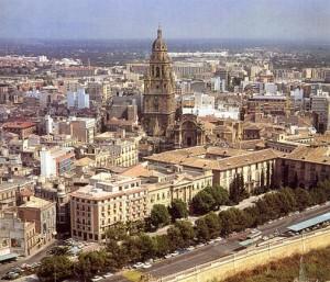 Panorámica de Murcia