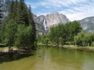 El Parque Nacional de Yosemite