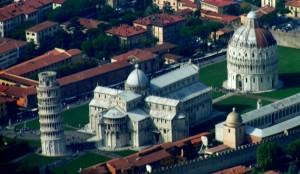 Conjunto arquitectónico de Pisa
