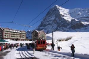 Jungfru en Suiza