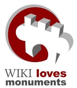 Logo de Wiki Loves Monuments