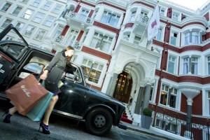 Hotel de lujos en Londres