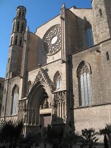 Básilica de Santa María del Mar