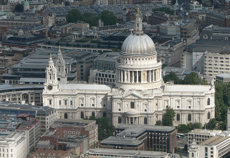 st paul londres