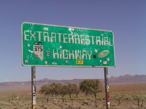 Carretera 375 Nevada