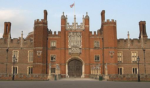 El Palacio de Hampton Cout