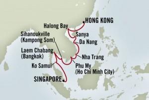 Crucero por China