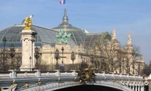 Grand Palais en París, Francia