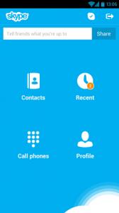 Skype turismo