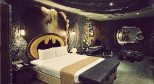hotel Eden inspirado en Batman