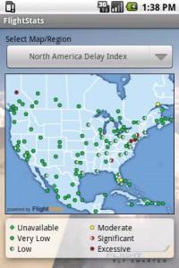 FlightStats para Android