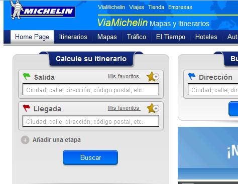 viamichelin.es