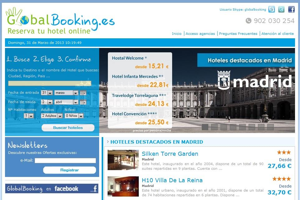 globalbooking.es