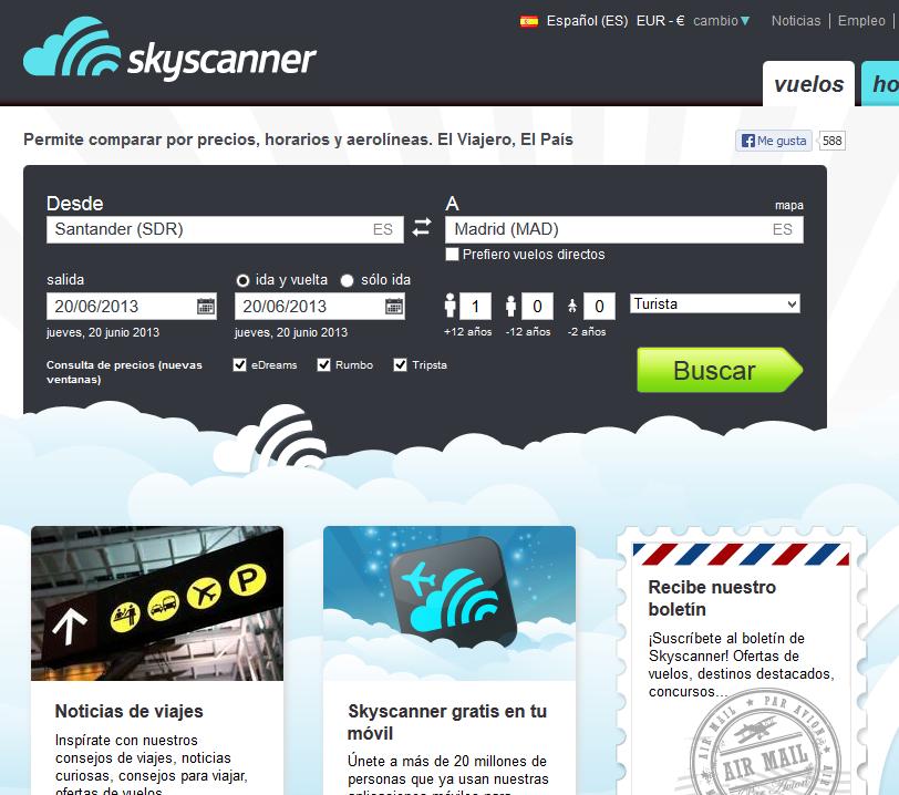 skyscanner.es