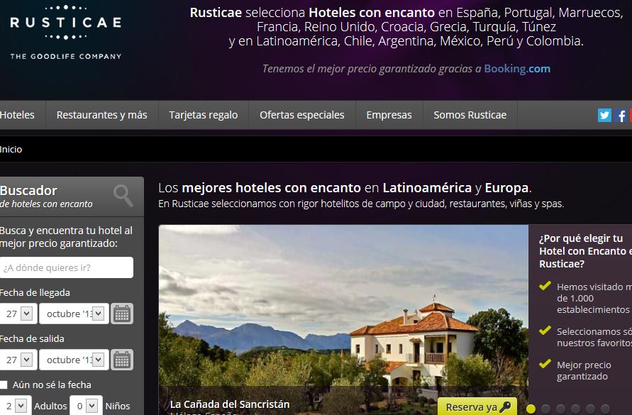 Rusticae.com