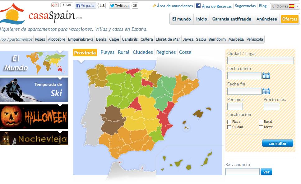 Casaspain.com