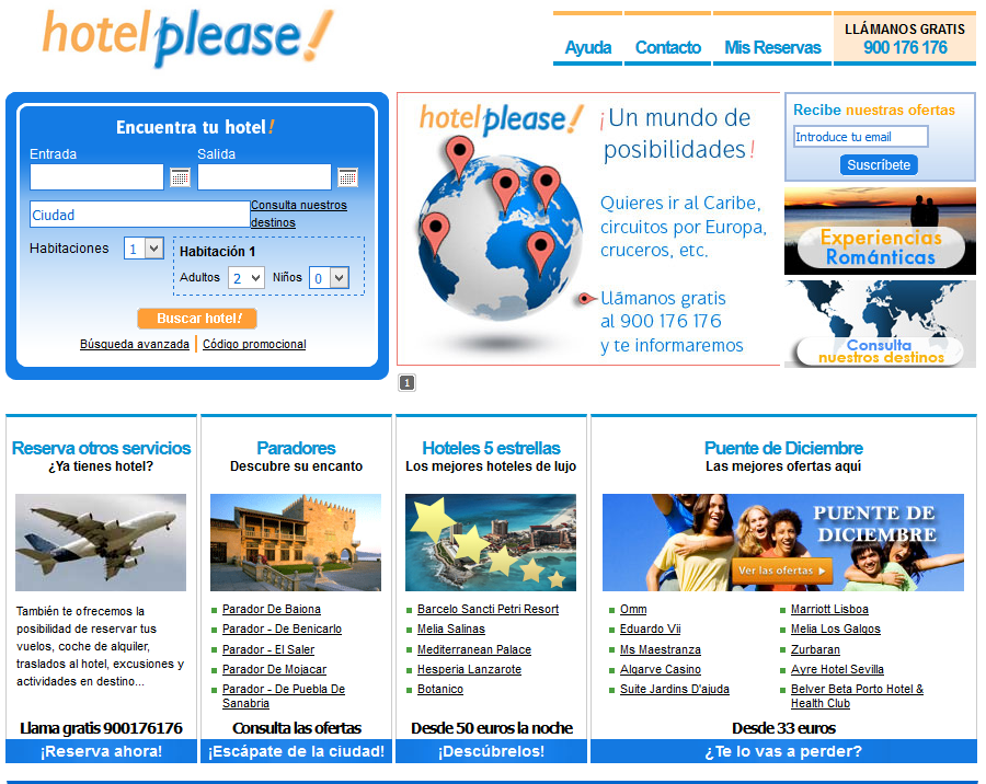 hotelplease.com