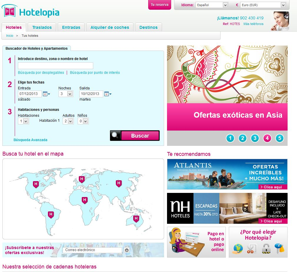 Hotelopia.es