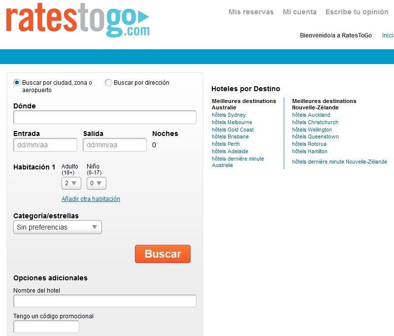 Ratestogo.com