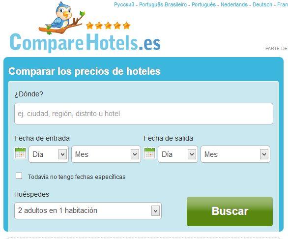 Comparehotels.es