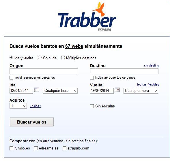 Trabber.es