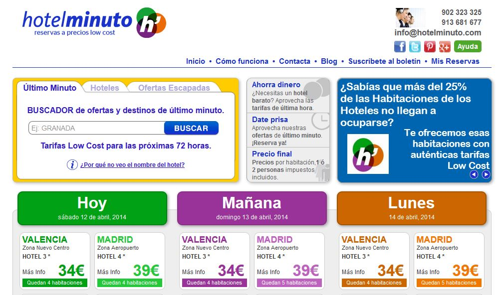hotelminuto.com