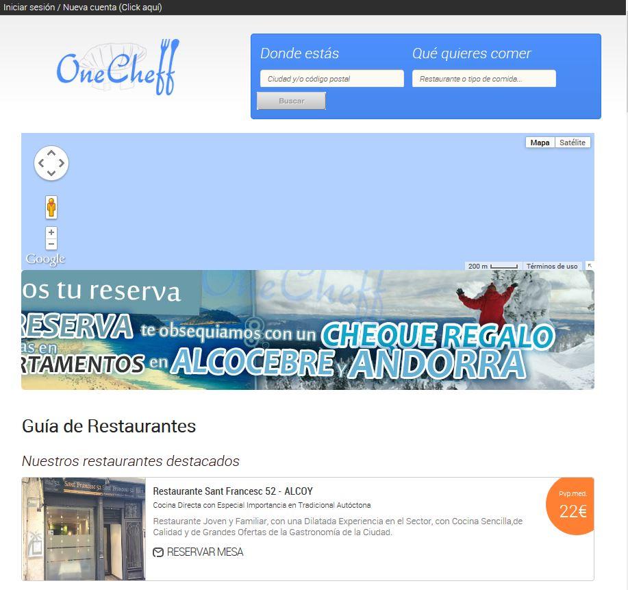 onecheff.com