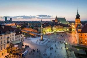 Turismo-Varsovia